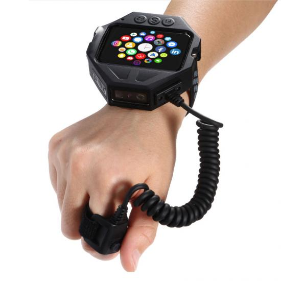 smartwatch scanner